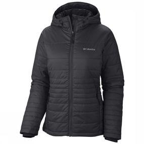 Columbia Go To Hooded winterjas zwart