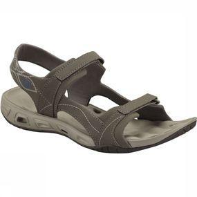Het hook and loop sluitsysteem van deze duurzame, maar toch vrouwelijke 2 strap sandaal maakt deze schoen ...