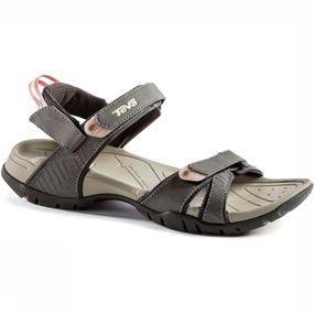 In de numa van teva kun je overal aan meedoen. deze lichtgewicht sandaal beschikt over een schokdempende hiel ...