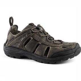 De kimtah serie is ontworpen voor performance. de kimtah sandal leather brengt je al het goede van de kimtah ...