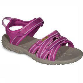De teva tirra kids is een sportieve sandaal speciaal ontworpen voor meisjes. met deze sandaal kan je kind de ...
