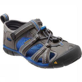 De keen seacamp ii cnx kids is de perfecte sandaal voor actieve kinderen die graag spelen op het droge of in ...